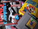 Trouvailles du jour, Dance Computer 4 et jeux NES