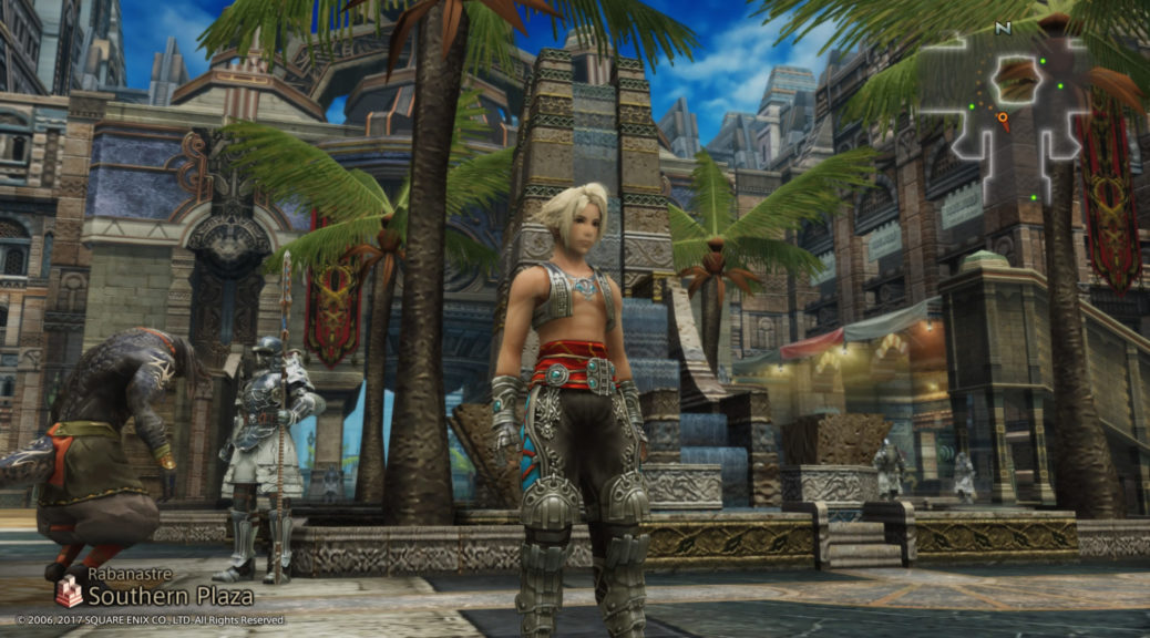 Final Fantasy XII : the zodiac age - PS4 (Square Enix, 2017)