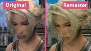Final Fantasy XII - PS2 vs PS4