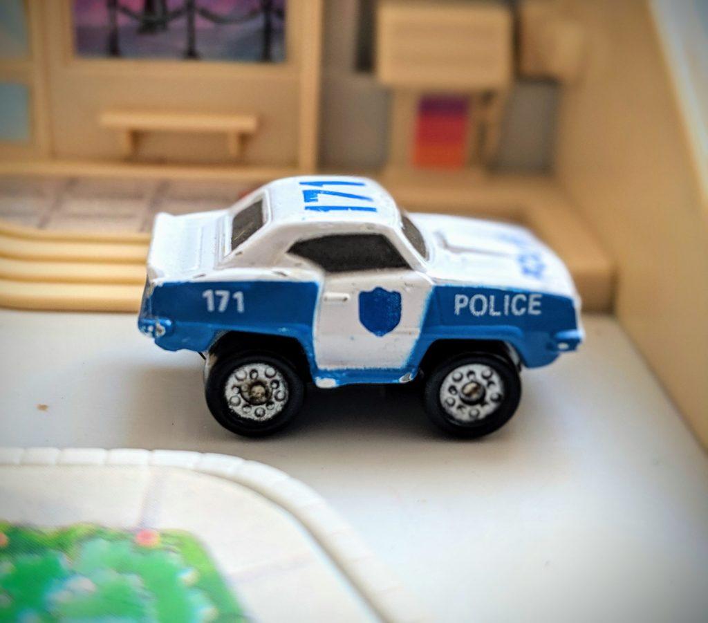 Chevrolet '69 Camaro 'Police'