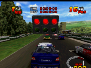 Toca 2 Touring Car Challenge - PSX (Codemasters 1998)