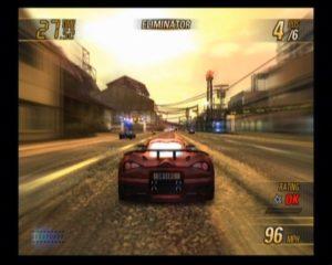 Burnout Revenge - PS2 (Electronic Arts - Criterion Software, 2005)