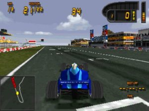 Formula 1 '98 - PSX (Psygnosis - Visual Sciences, 1998)