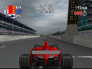 F1 2000 - PSX (Electronic Arts - Visual Sciences, 2000)