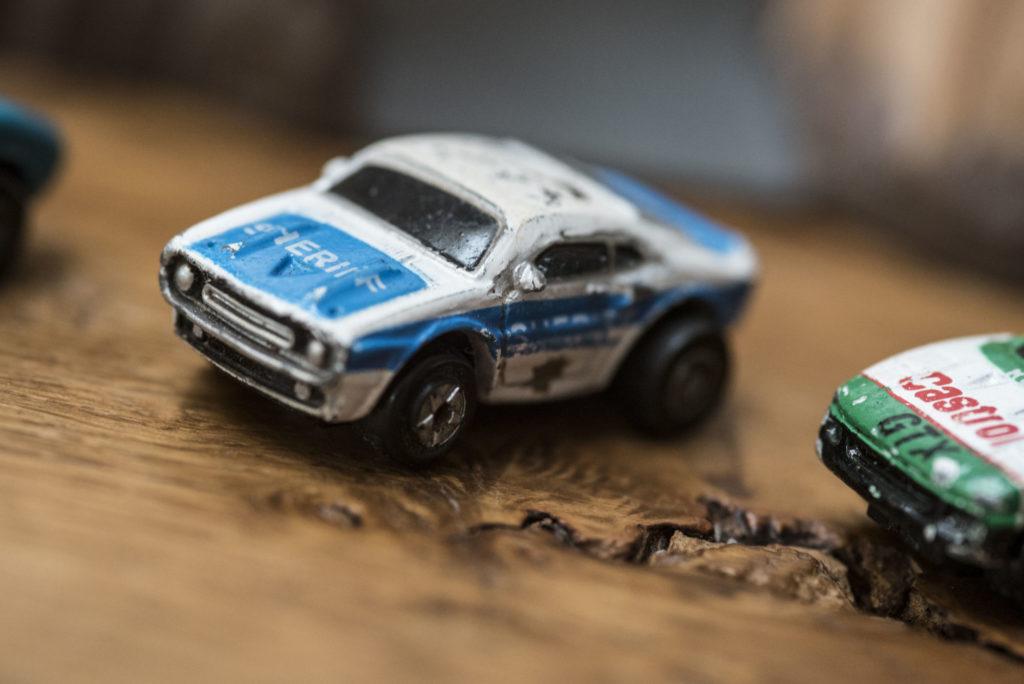 Ford '69 GT 500 - Snap Backs