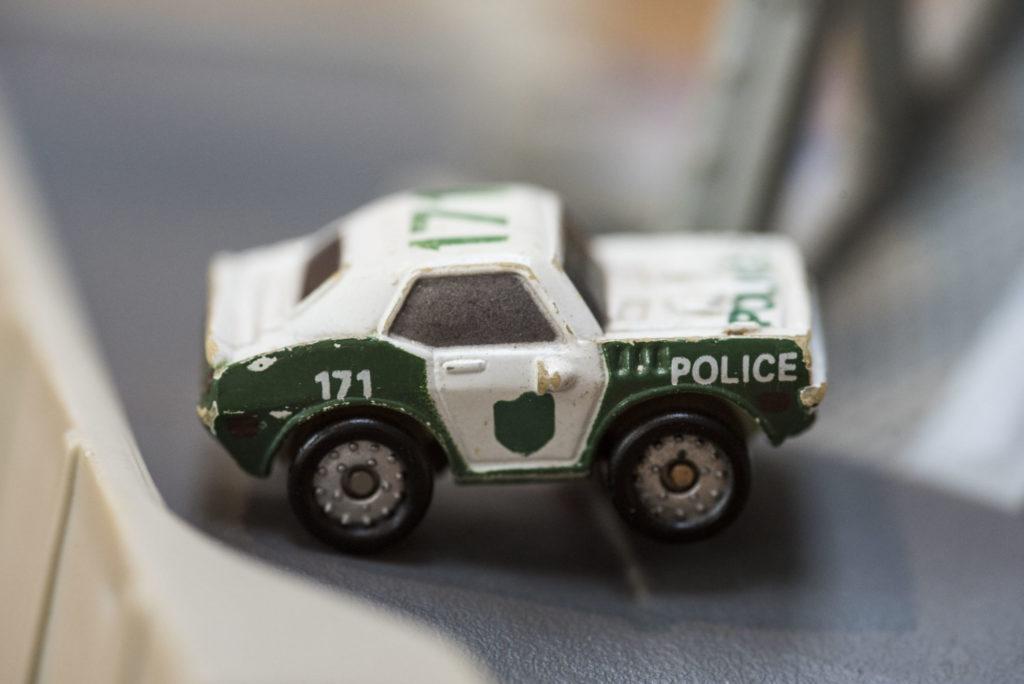Plymouth '71 Barracuda 'Police'