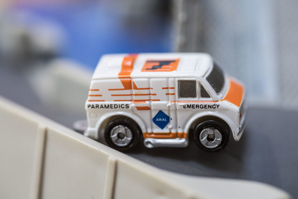 Chevrolet '70s Van Ambulance