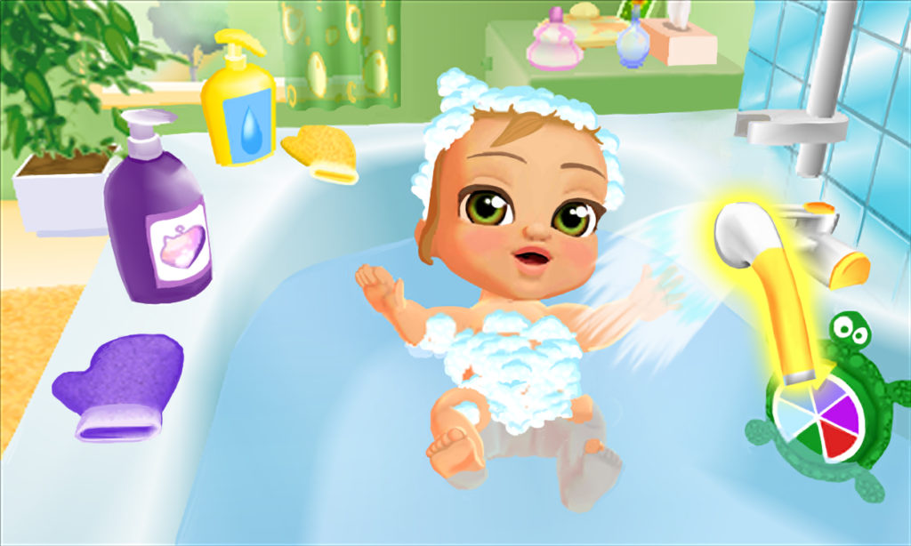 Imagine Babies 3d - 3DS (Ubisoft - Vusal Impact, 2012)