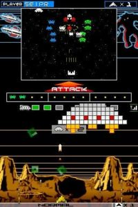 Spac3 Invaders Ext3me 2 - DS (Square Enix - Project Just, 2009)