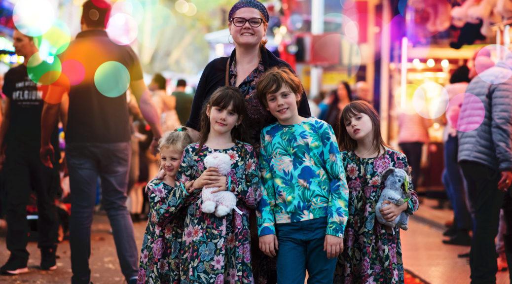 En famille - sur la Foire de Liège - 2019 - Petite Snorkys Photography