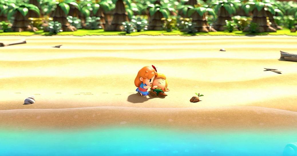 Legend of Zelda - Link's Awakening - Switch