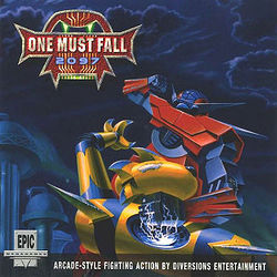 One Must Fall 2097 - OST