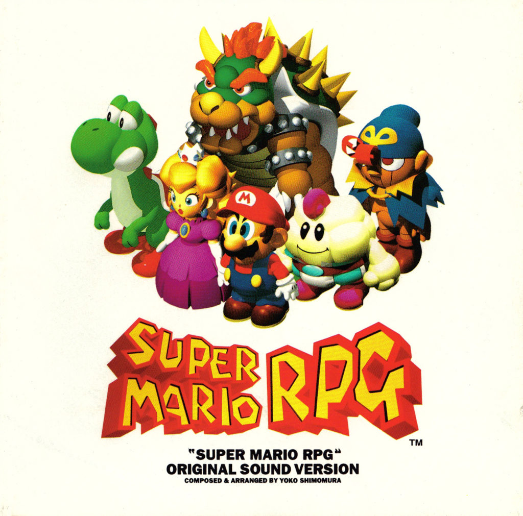 Super Mario RPG - OST