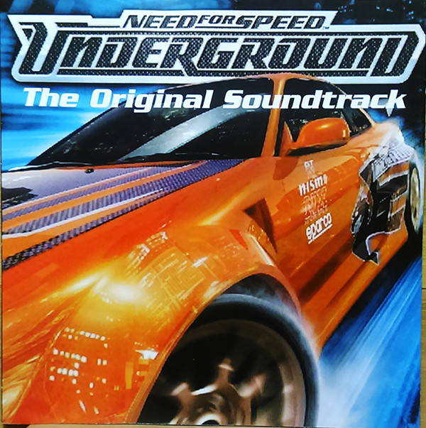 Need for Speed - Underground - OST