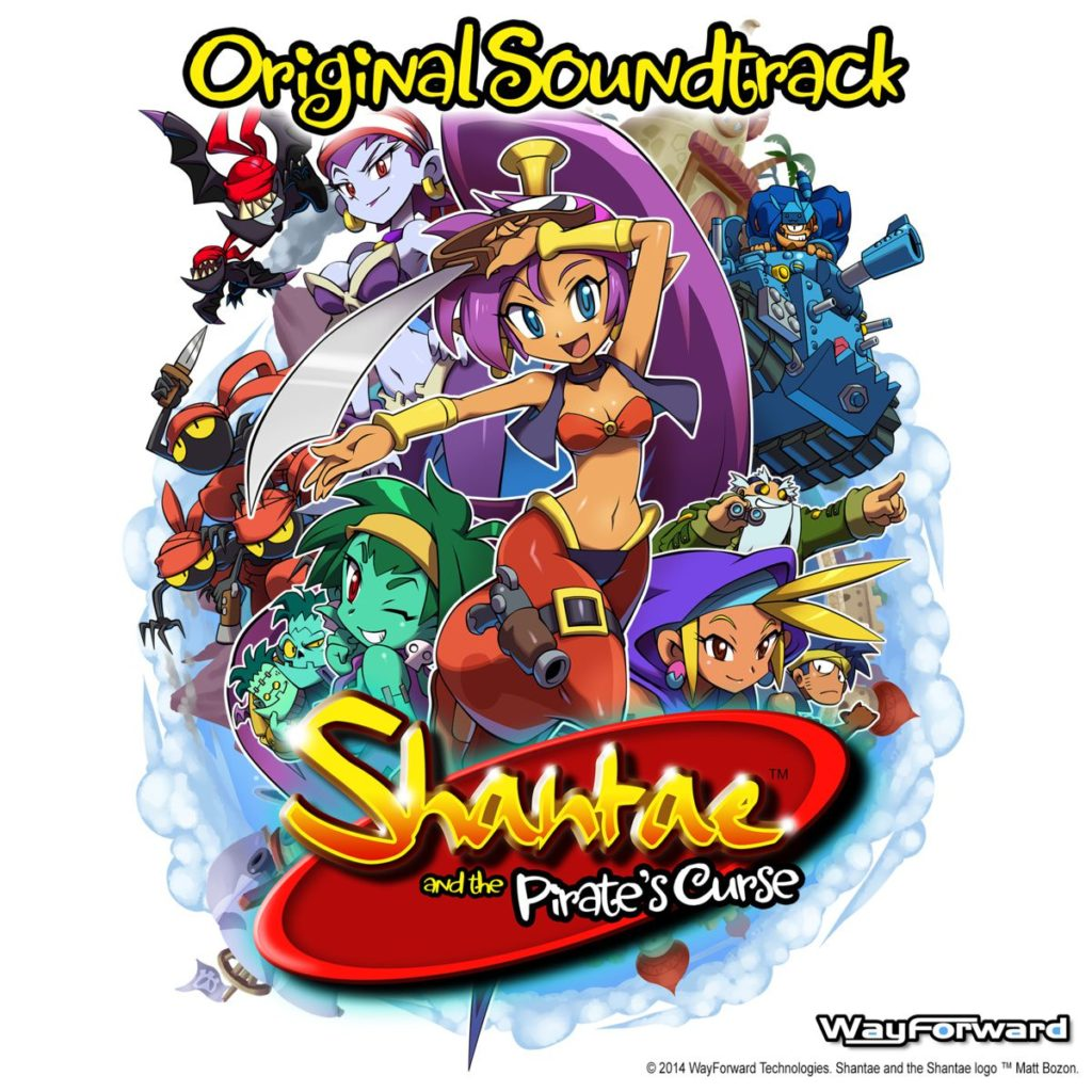 Shantae And The Pirate's Curse - OST