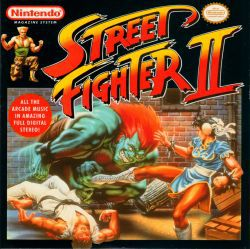 Street Fighter Ii The World Warrior Bande Originale