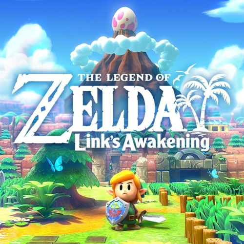Legend of Zelda : Link's Awakening (Ryo Nagamatsu) — « Staff Roll » Switch, 2019