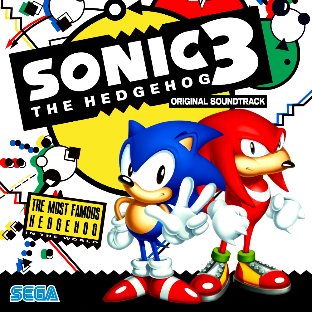 Sonic the Hedgehog 3 - OST