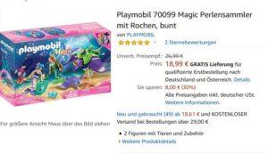 Playmobil Sirene3