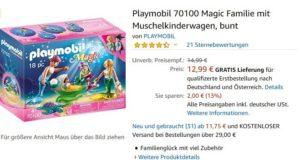 Playmobil Sirene4