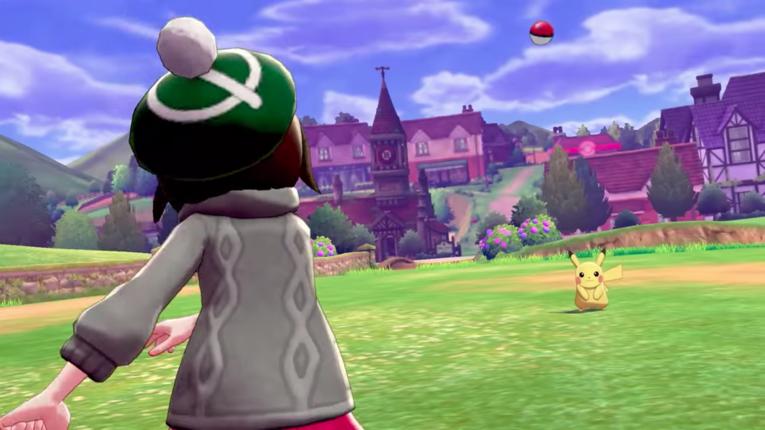 Pokemon Epee/Bouclier
