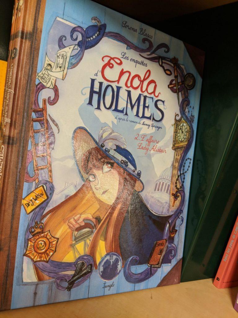 La suite d'Eonla Holmes