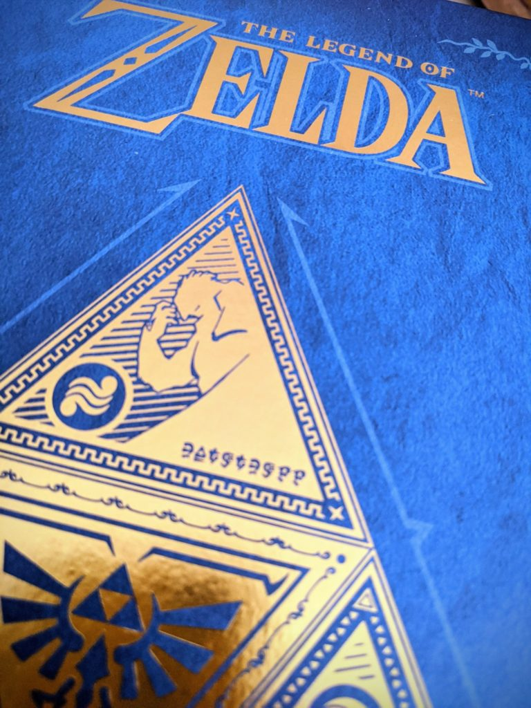 "La Bible ""The Legend of Zelda"" aux éditions Soleil"