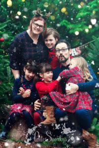 Joyeux Noël, mettez de la folie dans votre famille !