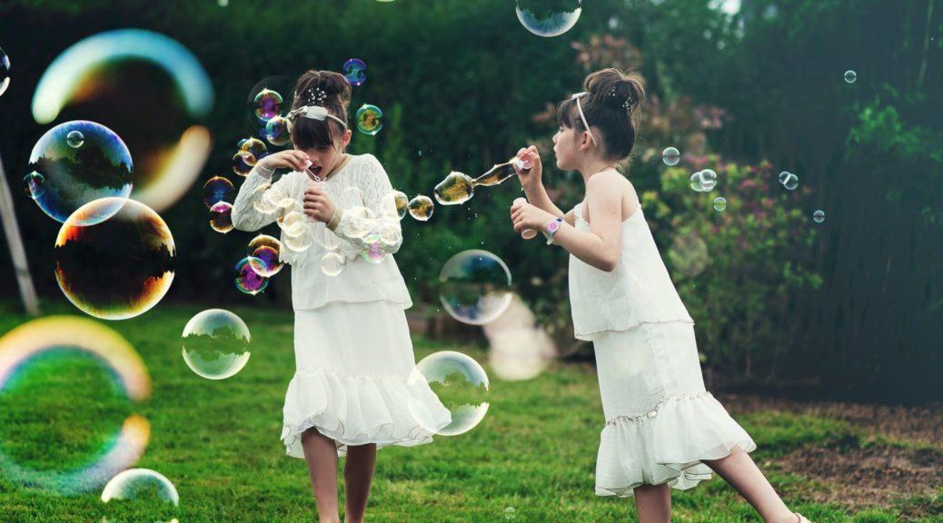 Alice & Juliette - Jumelles - 8 ans