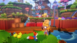 New Super Lucky S Tale Debarque Sur Nintendo Switch