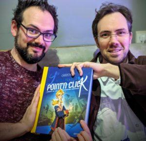 Magnifique ce livre sur le Point & Click, merci Pype !