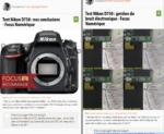 Remplaçons le Nikon D700 par un D750 ?
