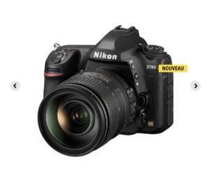 Le nouveau Nikon D780