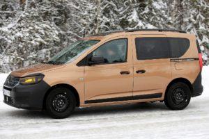 On dirait un croisement entre une Berlingot et une Dacia Lodgy !