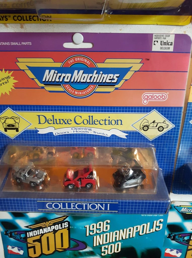 Deluxe Collection #1 - Micro Machines, 1988