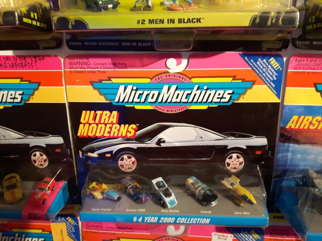 2000 Year Collections #4 - Micro Machines - Martijn Kiekens