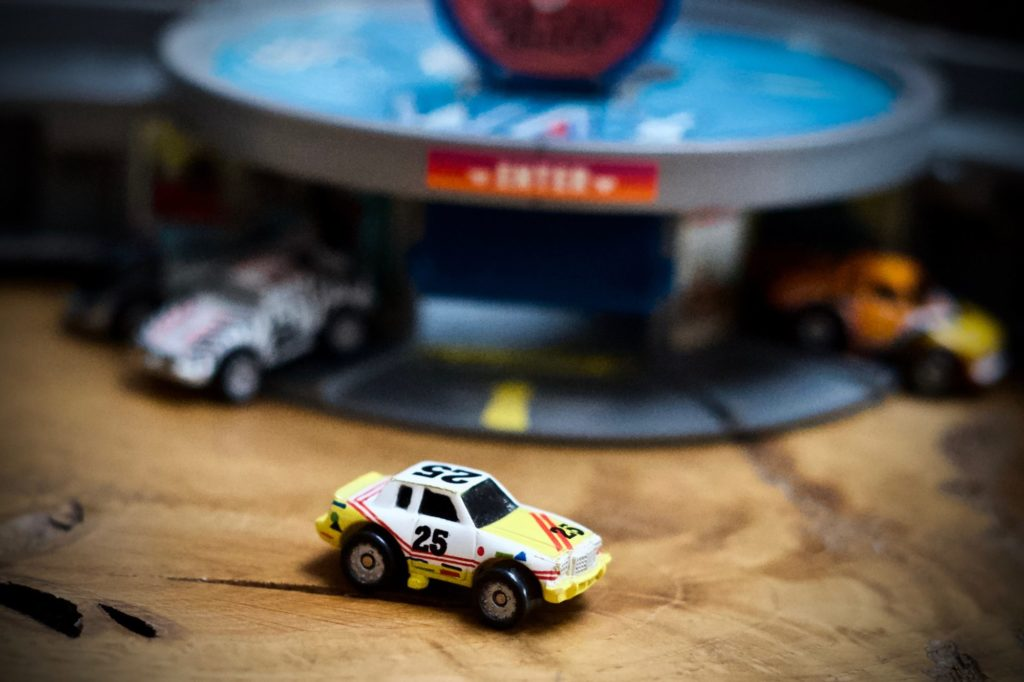Super Stock - 1988 Stock Car Racers Collection #17 - Micro Machines