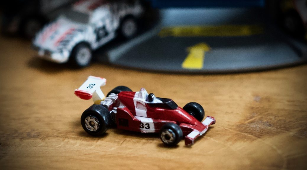 Indy 33 - 1988, Formula Racers Collection - Micro Machines