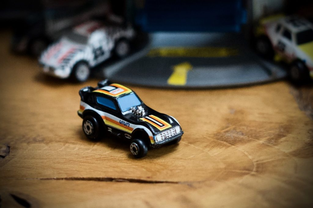 Funny Car - Pro Circuit Racers Collection #15 - Galoob Micro Machines, 1989