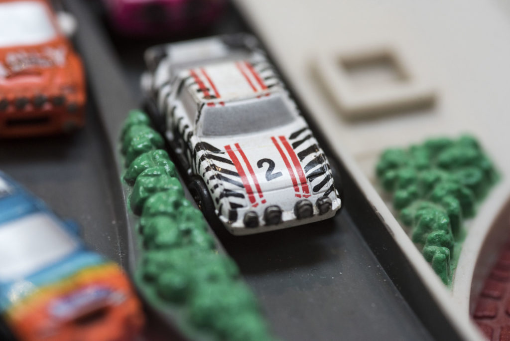 Mazda '80s RX7 - 1988 Rally Racers Collection #16 - Micro Machines
