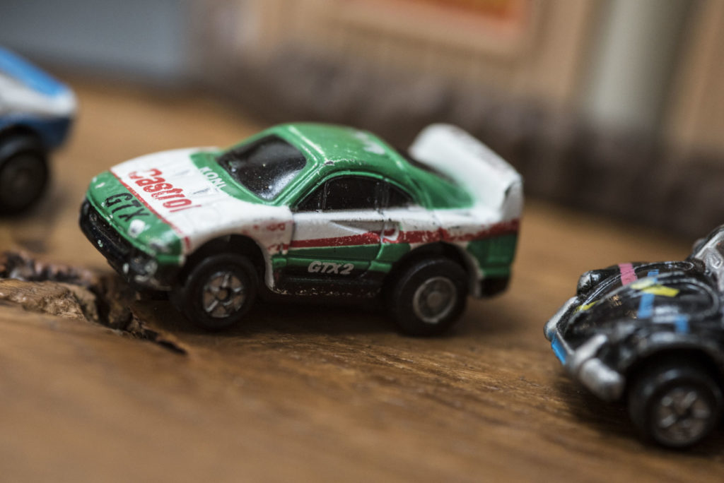 Ferrari F40 - Snapbacks Collection 3 - Micro Machines, 1990