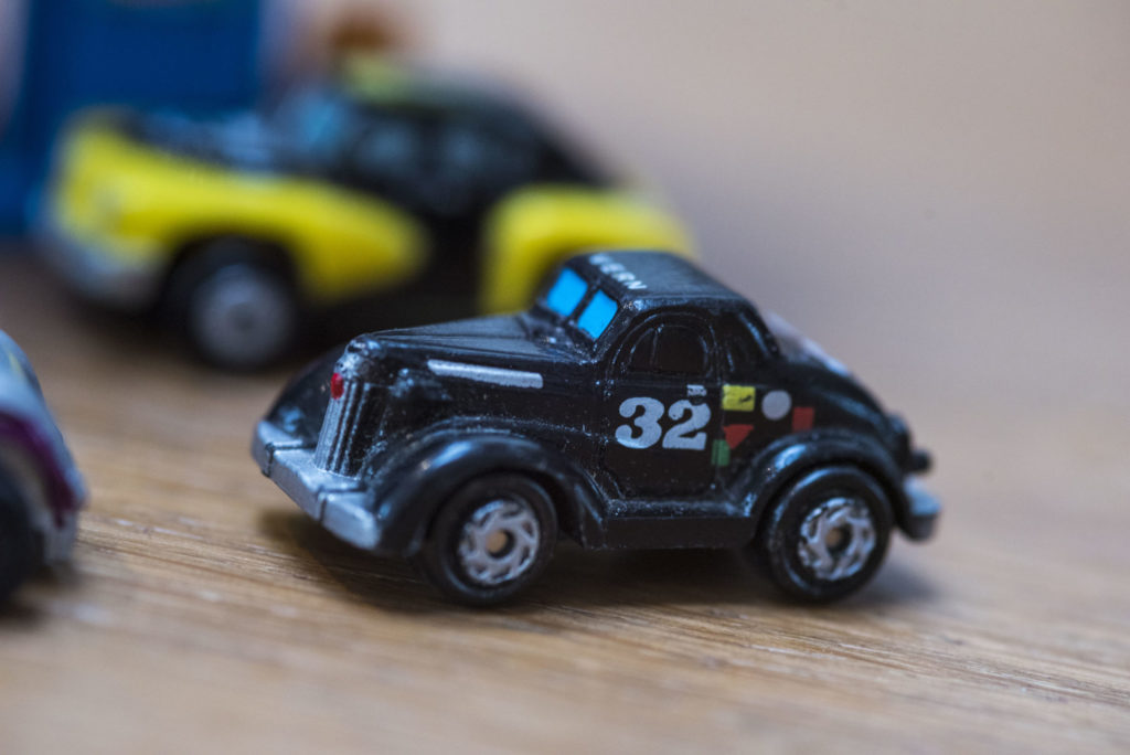 1991 Sprint Racers Collection #2 - Micro Machines