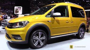 VW Caddy IV All Track