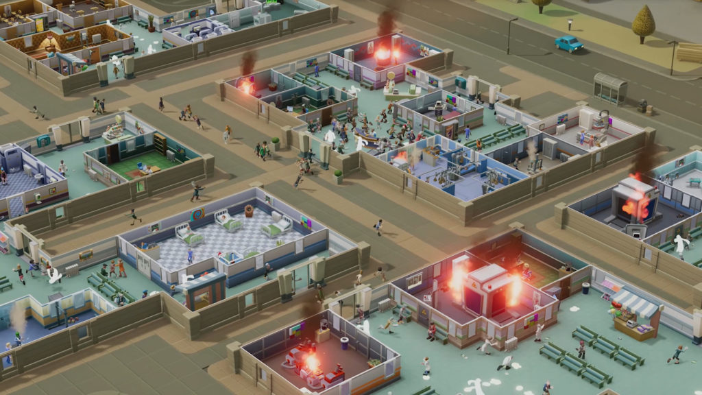 Two Point Hospital - PC (Two Point - SEGA, 2018)