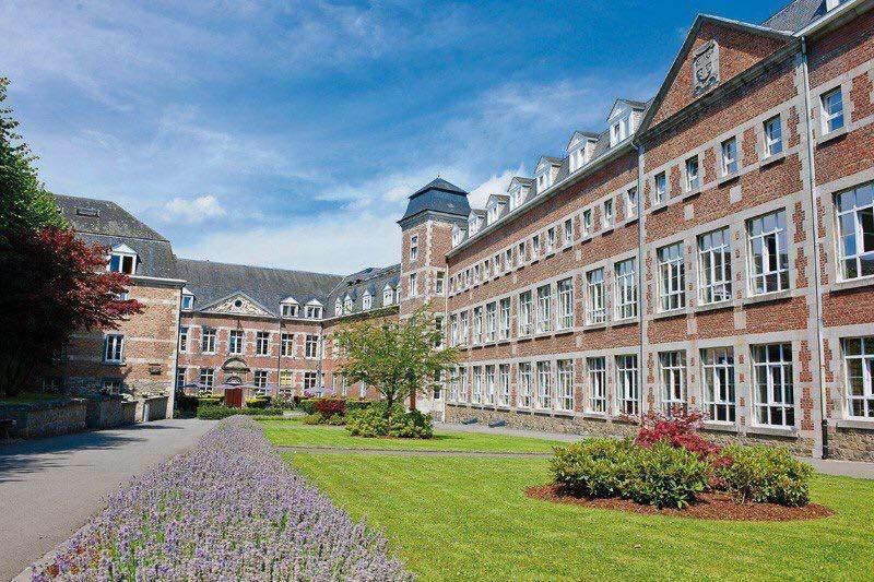 Le collège Saint Roch, un petit air de Poudlard....