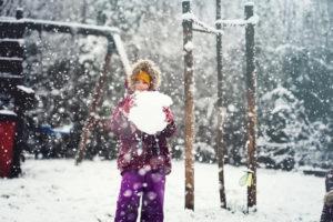 Il a neigé - Petite Snorkys Photographe, 2020