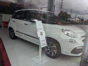 La Fiat 500L