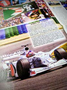 La B.A.R. Honda de Jacques Villeneuve est dans le coup !