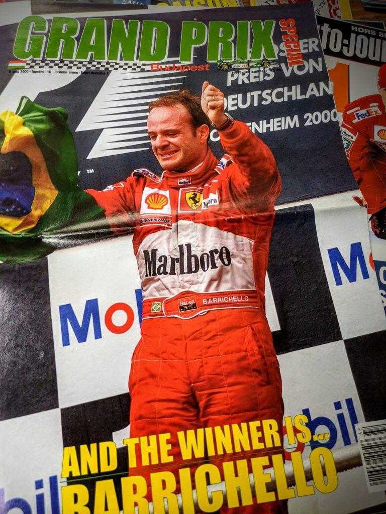 La première victoire de Rubens chez les rouges