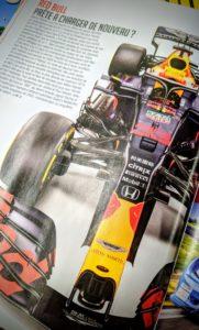 La nouvelle RedBull Honda - AutoHebdo - Guide F1 2020